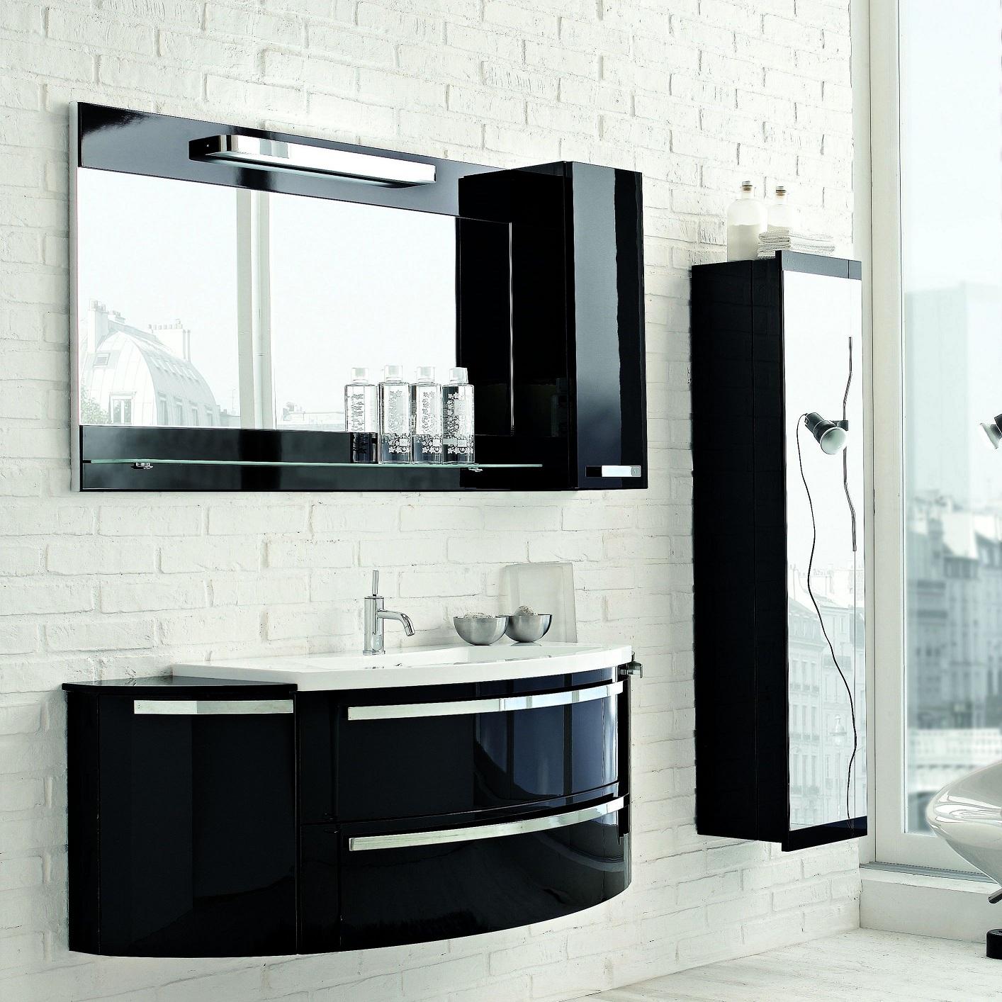 Купить комплект мебели в ванную комнату