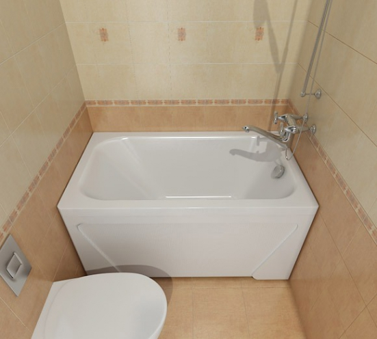 Акриловые ванны 120