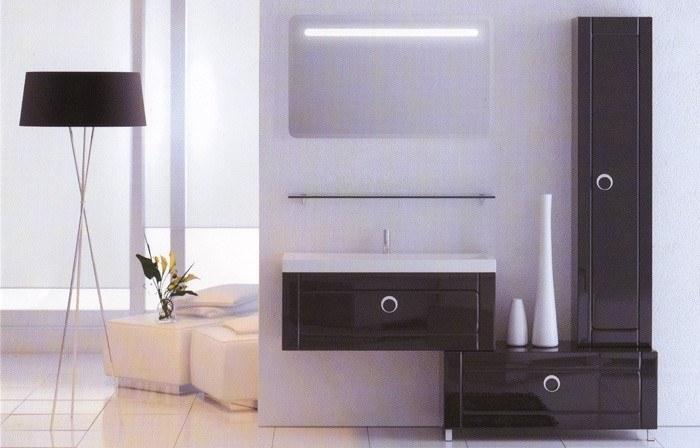 Мебель для ванной Аквелла (Aqwella) ИНФИНИТИ 80