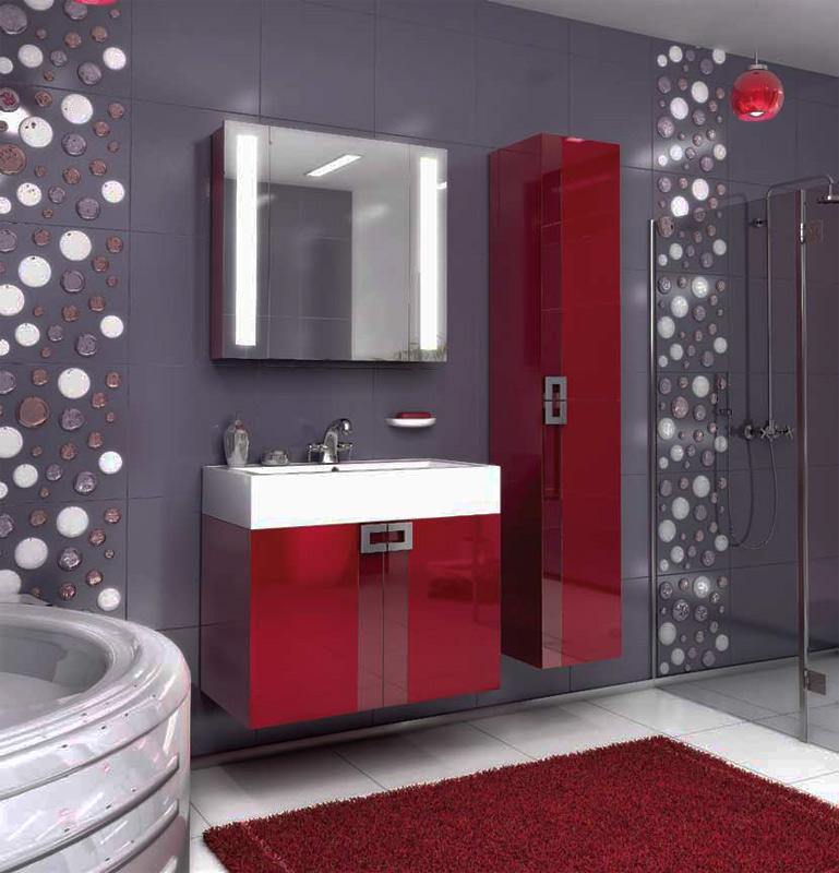 Мебель для ванной комнаты Edelform Point