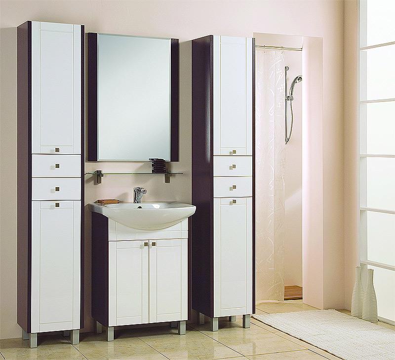 Мебель для ванной Акватон Альпина