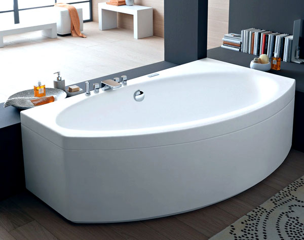 Акриловые ванны Albatros