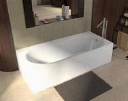 Акриловая ванна ALPEN Mars 160x70
