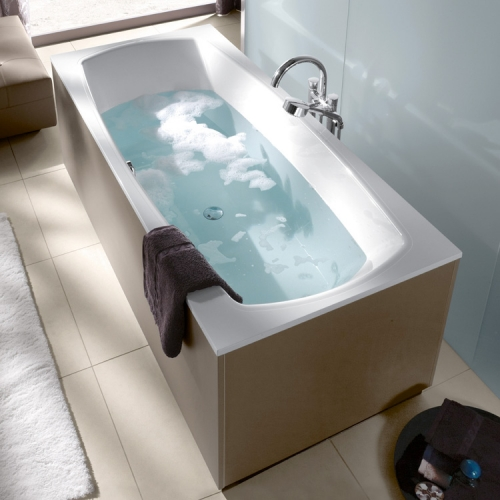 Квариловая ванна Viieroy & Boch
