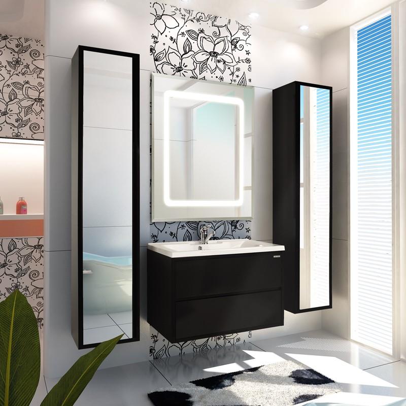 Пеналы для ванной комнаты Акватон