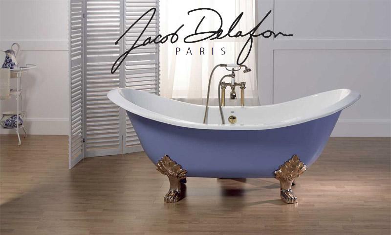 купить чугунную ванну Jacob Delafon