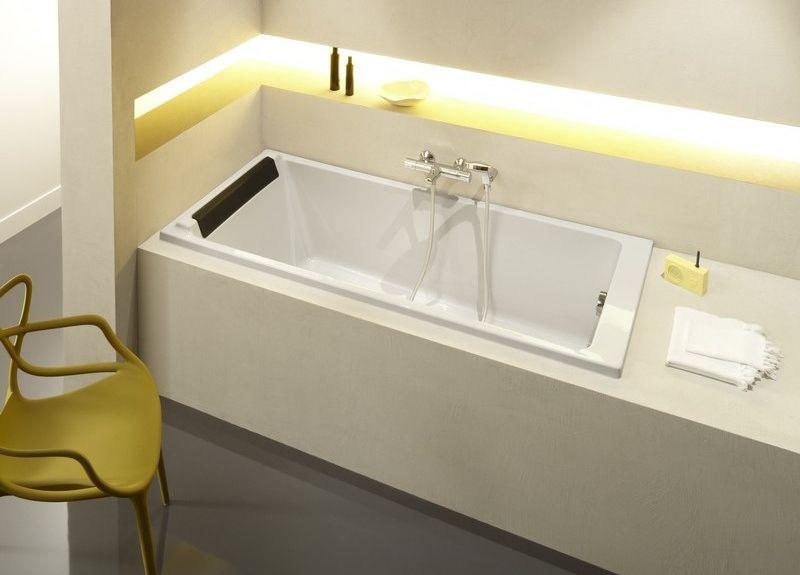 Акриловые ванны Jacob Delafon