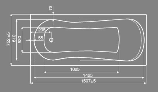 схема Jika Floreana 160х75