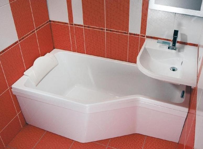 Акриловая ванна Ravak BeHappy 160x75