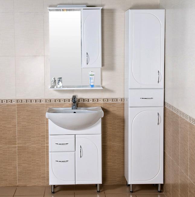 Мебель для ванной комнаты Оптима 55