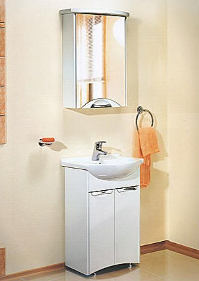 Комплект мебели Aqwella Ультра люкс 55