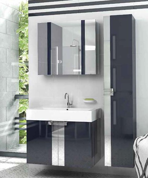 Мебель для ванной комнаты Edelform Fresh 80
