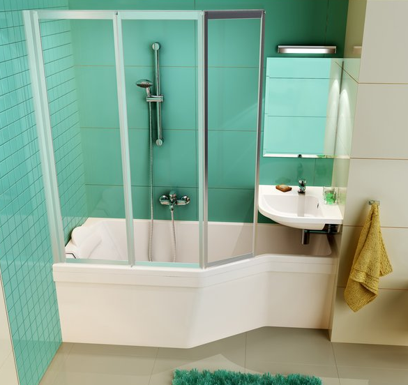 акриловая ванна Ravak BeHappy 170х75