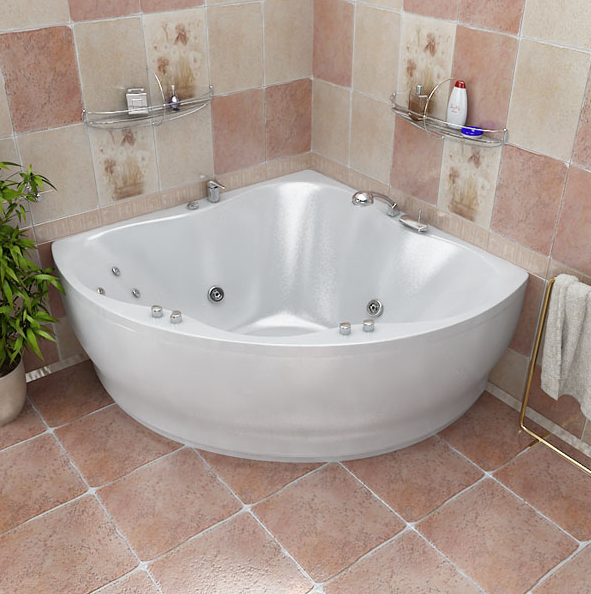 какую угловую ванну выбрать