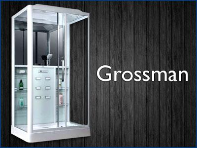 Купить душевую кабину Grossman