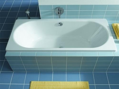 купить хорошую стальную ванну