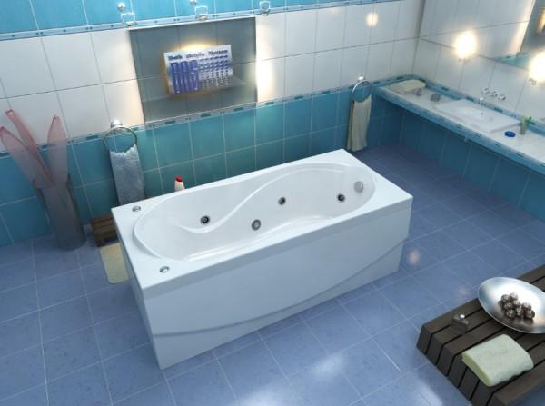 ванны БАС