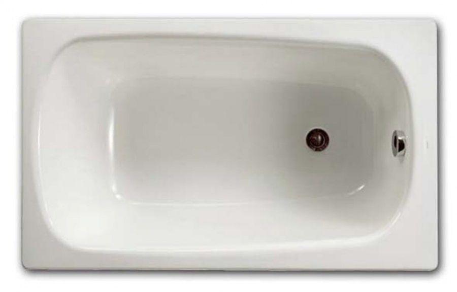 купить сугунную ванну Roca Continental 100х70