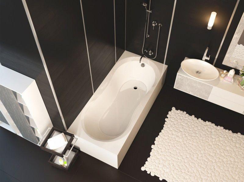 Акриловая ванна ALPEN Mars 120x70