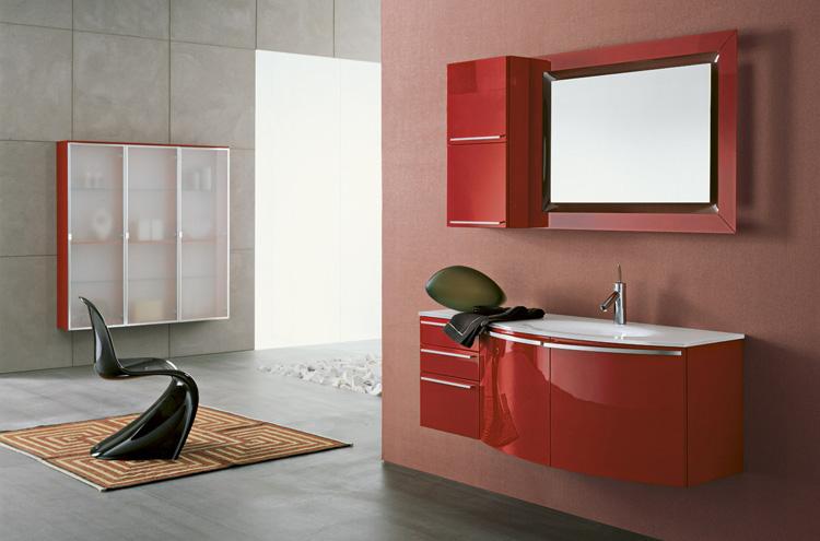 Шкафчик для ванной комнаты навесной  спб