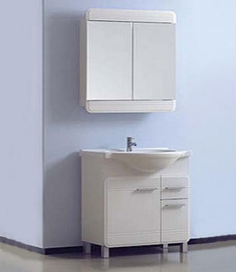 Комплект мебели Aqwella Корсика 75