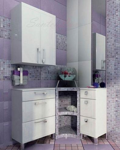 купить шкаф для ванной комнаты Тритон