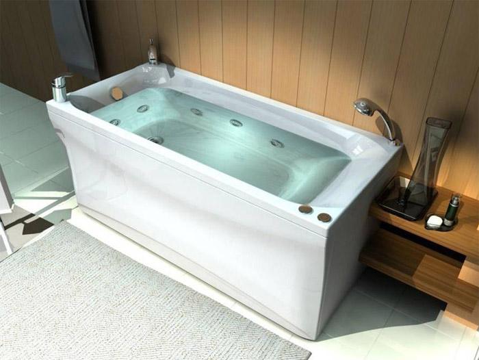 купить гидромассажную ванну акватек