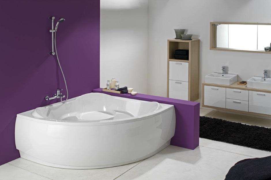 ванна Bach скат