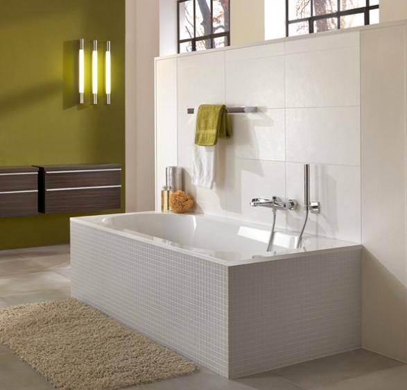 Купить акриловую ванну Villeroy&Boch