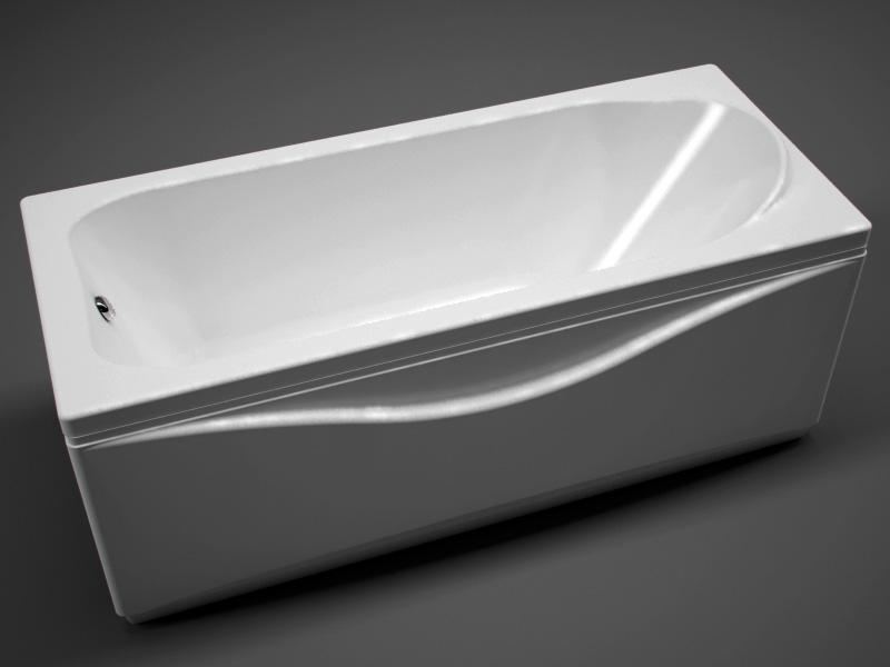 Aquanet Акриловая ванна