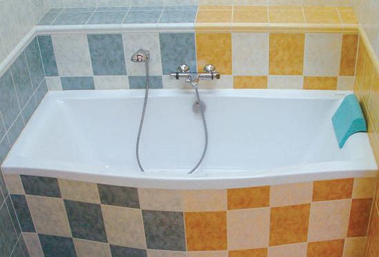 акриловые ванны: цены и фотографии
