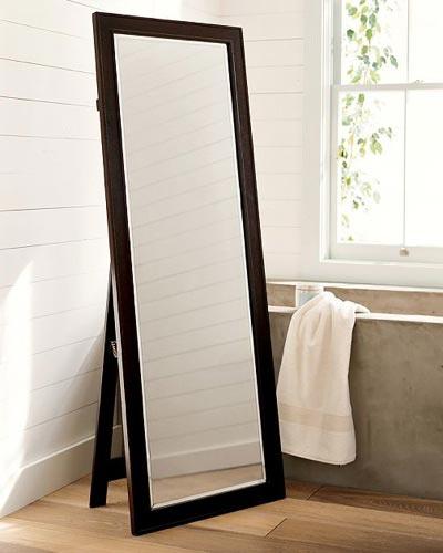 зеркало для ванной комнаты во весь рост