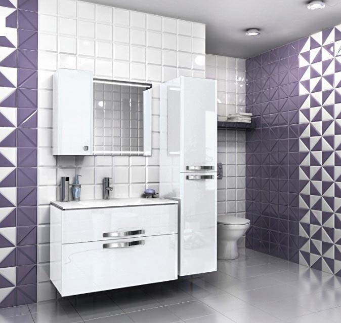 Мебель для ванной комнаты Edelform Nota 75