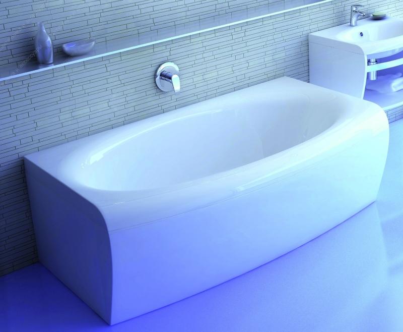 акриловая ванна 180