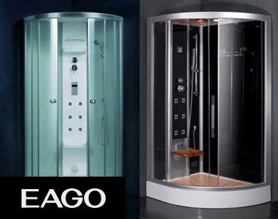 Душевые кабины EAGO
