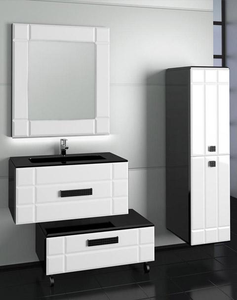 Мебель для ванной комнаты Edelform Deco