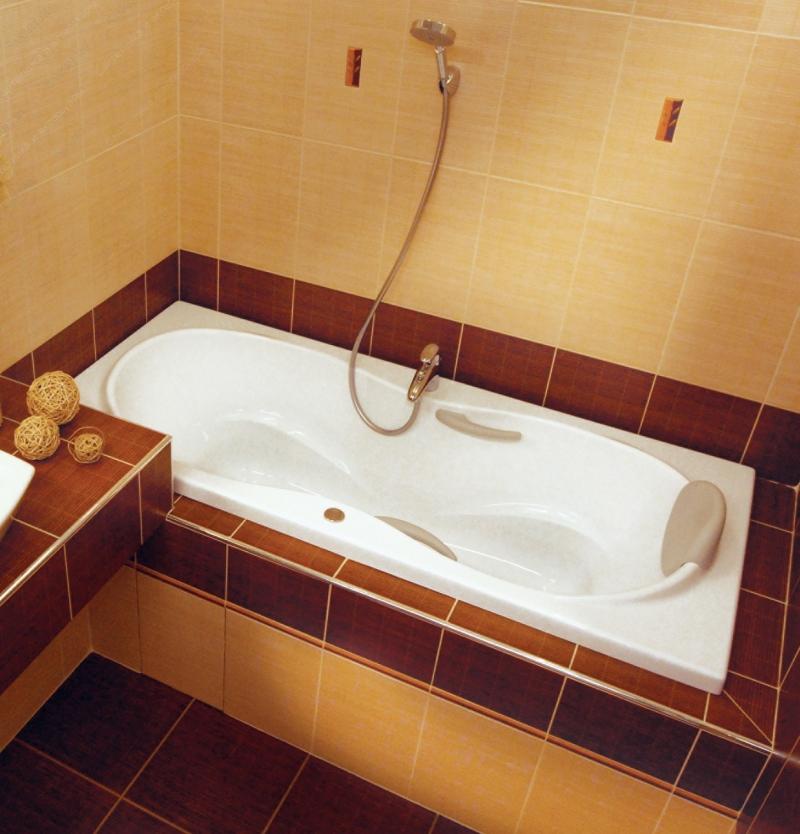 Акриловая ванна Ravak Campanula