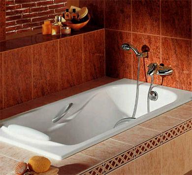 купить Чугунную ванну Roca