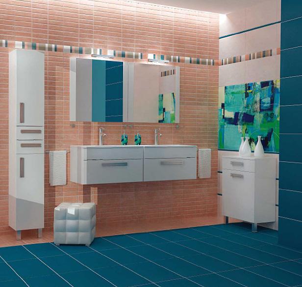 меблья для ванной комнаты Тритон