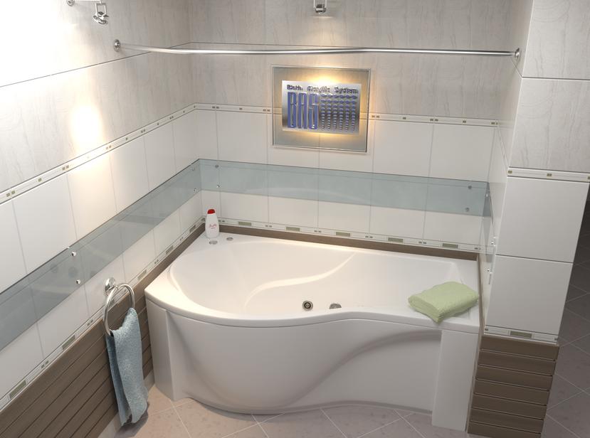 ванны BAS в СПб