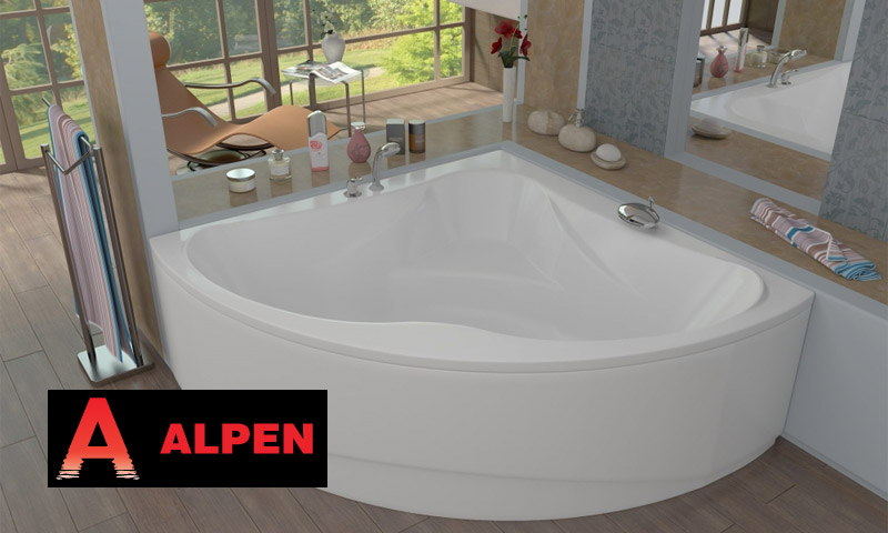 ванны alpen