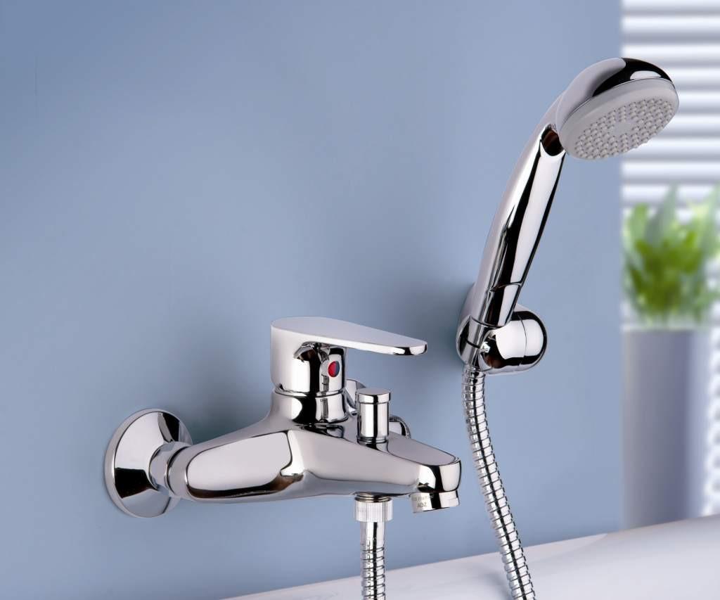 ванна душ смеситель