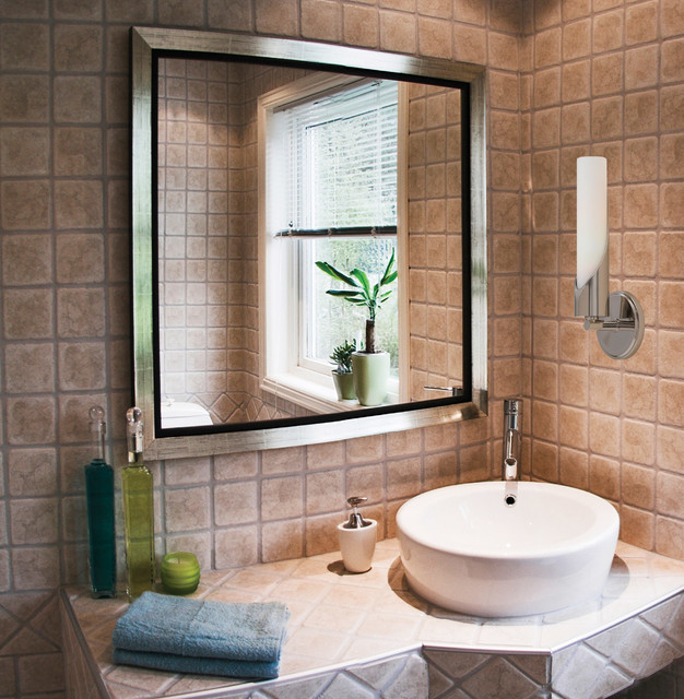 Купить зеркало в ванную комнату
