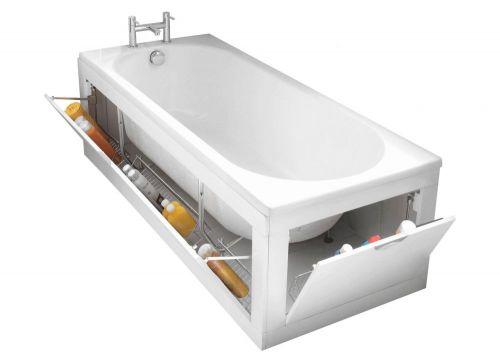 откидной экран под ванну